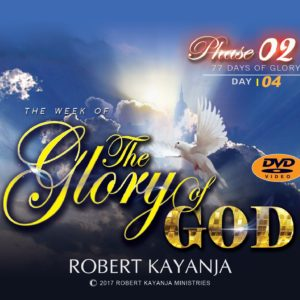 The glory of God day 4