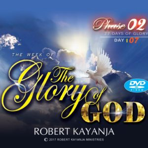 The glory of God day 7